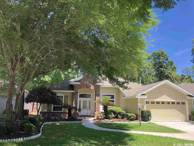 8424 SW 8th Place, Gainesville, FL 32607 (MLS #444184) :: Rabell Realty Group