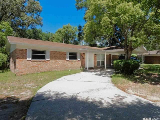 536 NW 34TH Street, Gainesville, FL 32607 (MLS #444200) :: Pepine Realty