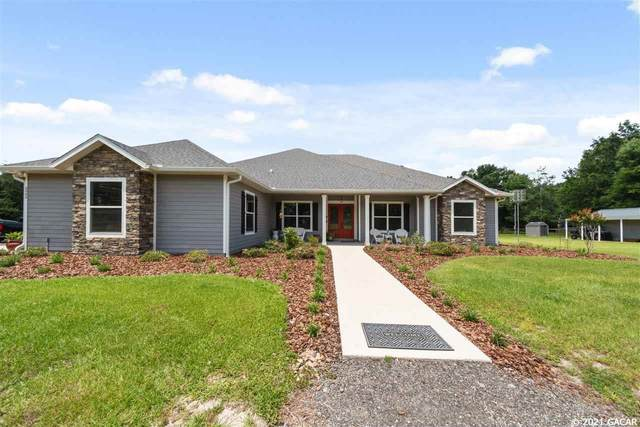 8904 NW 170TH Street, Alachua, FL 32615 (MLS #444214) :: The Curlings Group
