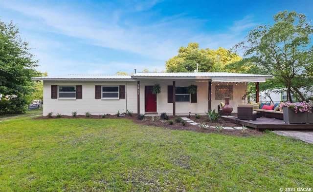 3611 NE 11th Terrace, Gainesville, FL 32609 (MLS #444216) :: Pepine Realty