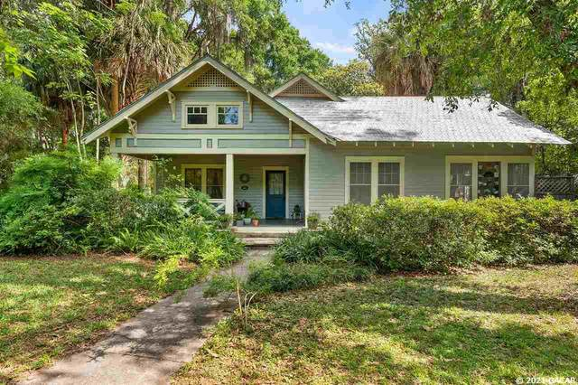 701 NW 39th Road, Gainesville, FL 32607 (MLS #444222) :: Pepine Realty