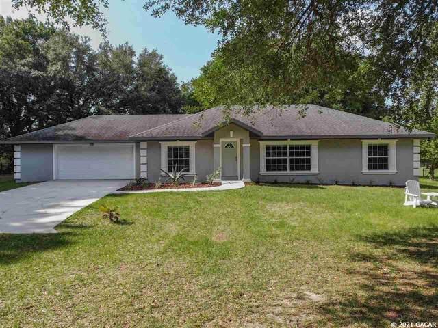 13010 NW 202nd Street, High Springs, FL 32615 (MLS #444234) :: Rabell Realty Group