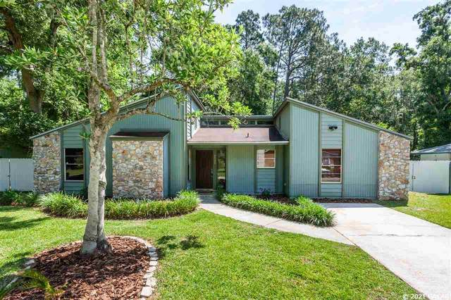 5525 NW 23rd Terrace, Gainesville, FL 32653 (MLS #444243) :: The Curlings Group