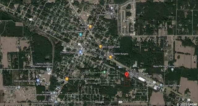 22771 Railroad Avenue, High Springs, FL 32643 (MLS #444246) :: Rabell Realty Group