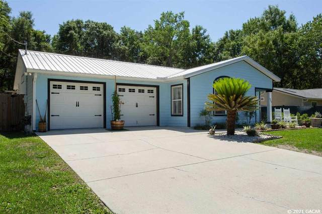 909 SW 255TH Street, Newberry, FL 32669 (MLS #444321) :: The Curlings Group