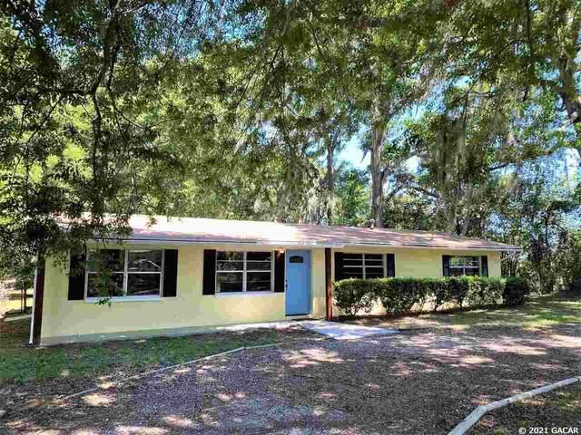 17011 NW 242 Street, High Springs, FL 32643 (MLS #444323) :: Rabell Realty Group