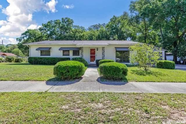 535 SE Cypress Avenue, Keystone Heights, FL 32656 (MLS #444336) :: Pepine Realty