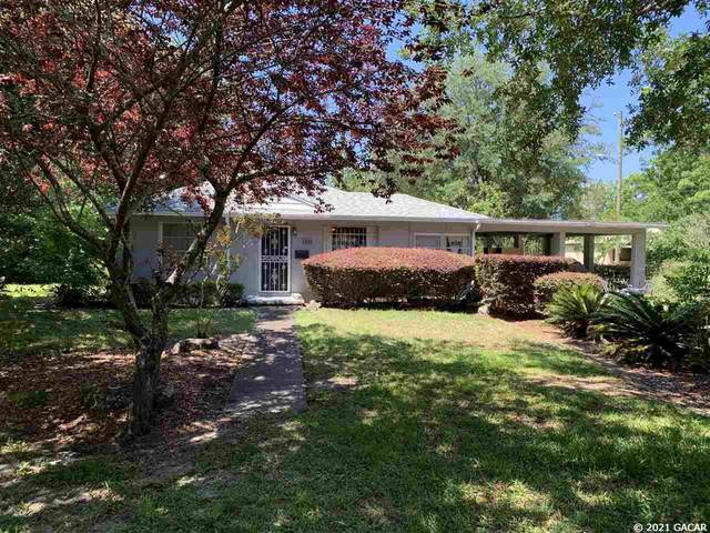 1050 NE 10 Place, Gainesville, FL 32601 (MLS #444341) :: The Curlings Group