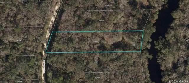 2212 NE Ancient Oaks Drive, Steinhatchee, FL 32359 (MLS #444348) :: The Curlings Group