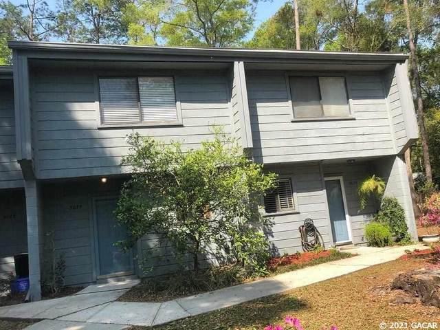 3075 NW 28TH Circle #11, Gainesville, FL 32605 (MLS #444359) :: The Curlings Group