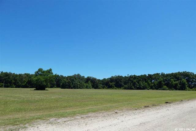 00 NW 190th Terrace, Alachua, FL 32615 (MLS #444361) :: The Curlings Group
