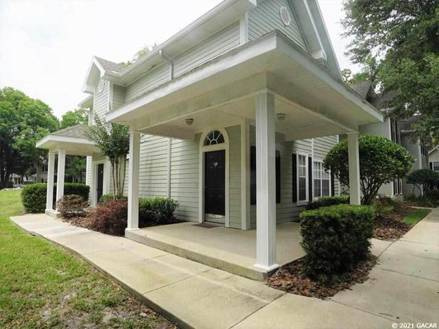 10000 SW 52ND Avenue K 58, Gainesville, FL 32608 (MLS #444364) :: The Curlings Group