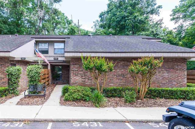 5431 NW 33rd Place, Gainesville, FL 32606 (MLS #444378) :: Rabell Realty Group