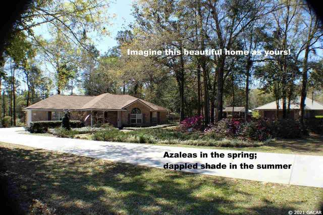 256 NW Charlotte Glen, Lake City, FL 32055 (MLS #444384) :: The Curlings Group