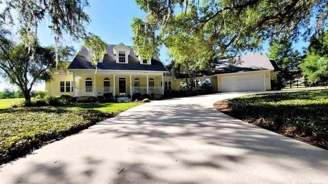 1618 SW 108th Street, Gainesville, FL 32607 (MLS #444387) :: Rabell Realty Group