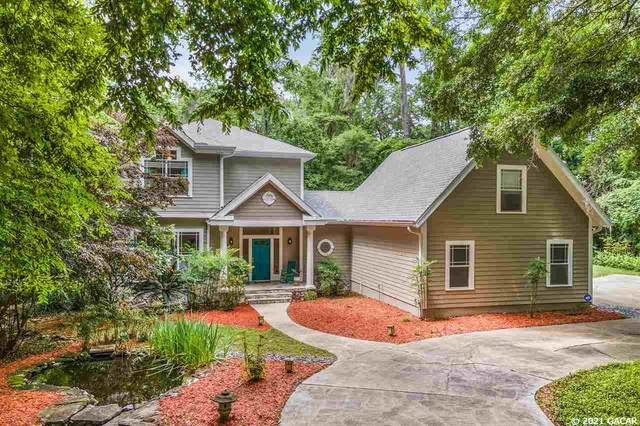 10007 NW 57TH Place, Gainesville, FL 32653 (MLS #444392) :: Pepine Realty