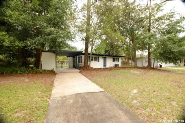 2831 NE 13th Drive, Gainesville, FL 32609 (MLS #444412) :: The Curlings Group