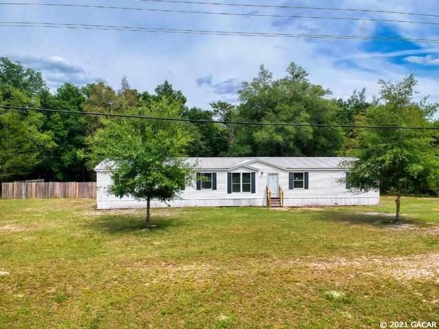 6355 County Road 352, Keystone Heights, FL 32656 (MLS #444428) :: Pepine Realty