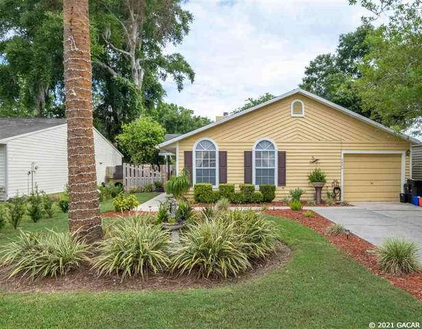 2830 SW 39th Avenue, Gainesville, FL 32608 (MLS #444436) :: The Curlings Group
