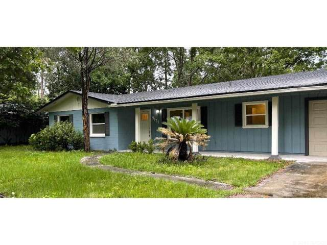 5931 NW 27TH Terrace, Gainesville, FL 32653 (MLS #444445) :: Pepine Realty