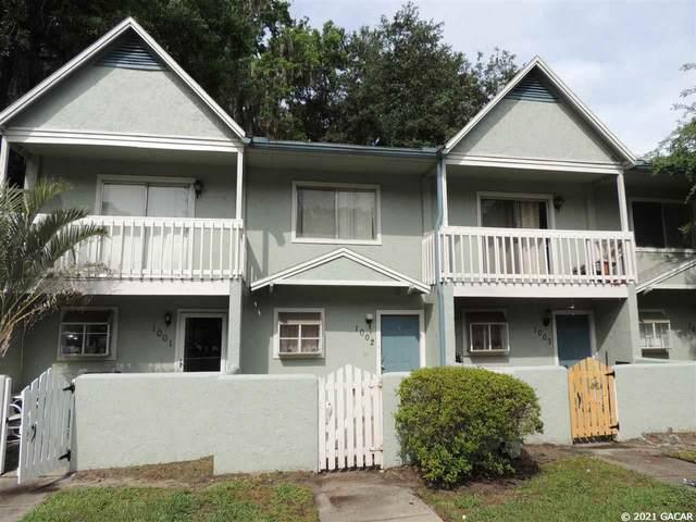 4411 SW 34TH Street #1002, Gainesville, FL 32608 (MLS #444450) :: Pepine Realty