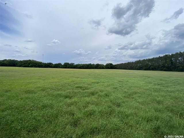 OFF Old Bellamy Road, High Springs, FL 32643 (MLS #444453) :: Pepine Realty