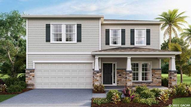 1457 NW 136th Terrace, Newberry, FL 32669 (MLS #444454) :: Pepine Realty