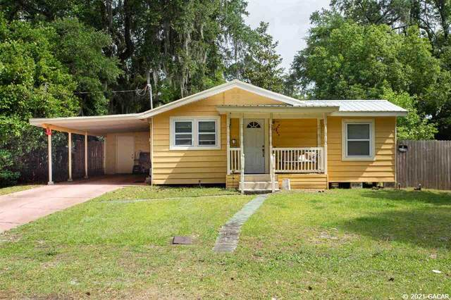 1540 SE 4th Avenue, Gainesville, FL 32641 (MLS #444474) :: Pepine Realty