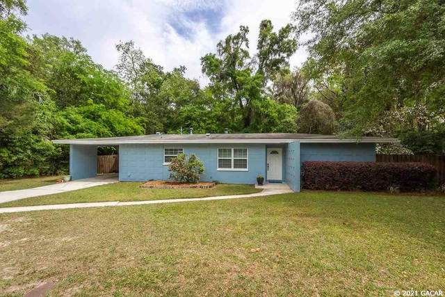 729 NW 34th Street, Gainesville, FL 32607 (MLS #444492) :: Pepine Realty