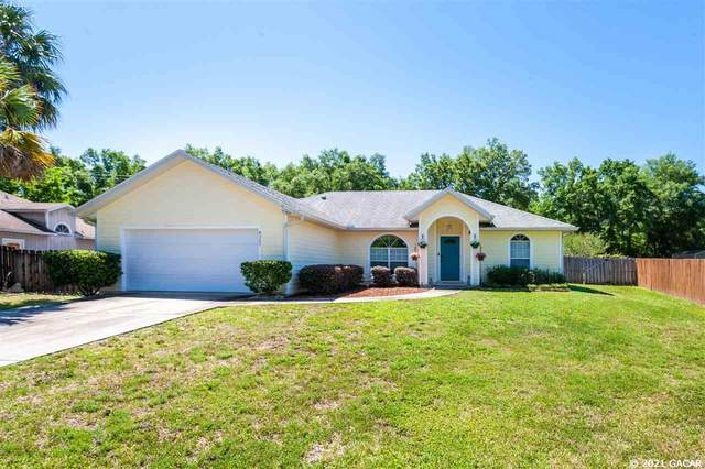 8323 SW 64th Place, Gainesville, FL 32608 (MLS #444493) :: Pepine Realty