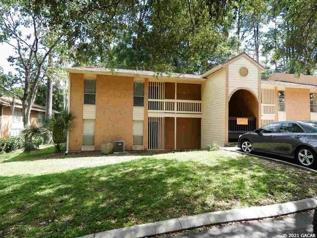1810 NW 23RD Boulevard #211, Gainesville, FL 32605 (MLS #444564) :: Abraham Agape Group