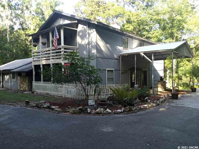 6815 NW 57TH Way, Gainesville, FL 32653 (MLS #444578) :: Pepine Realty