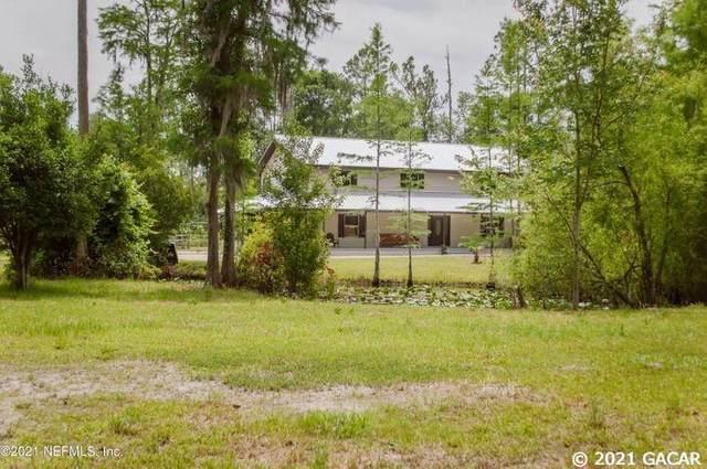 7030 SW 139, Lake Butler, FL 32054 (MLS #444595) :: Better Homes & Gardens Real Estate Thomas Group