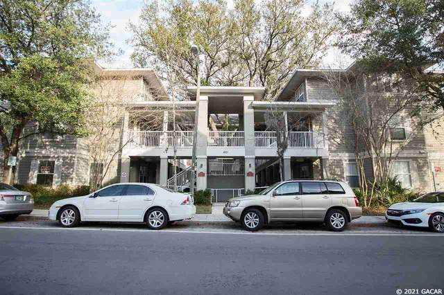 621 SW 10th Street #109, Gainesville, FL 32601 (MLS #444599) :: Rabell Realty Group