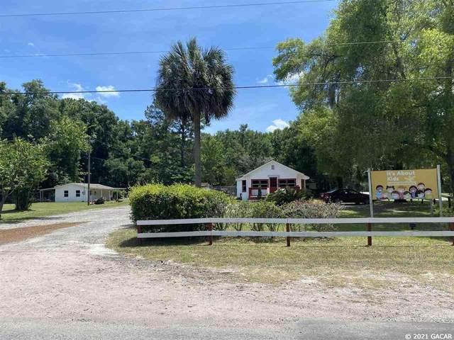 24621 Dr Karelas Drive, Newberry, FL 32669 (MLS #444623) :: Rabell Realty Group