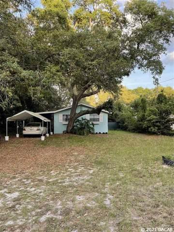 274 Swan Lake Drive, Keystone Heights, FL 32666 (MLS #444636) :: Abraham Agape Group