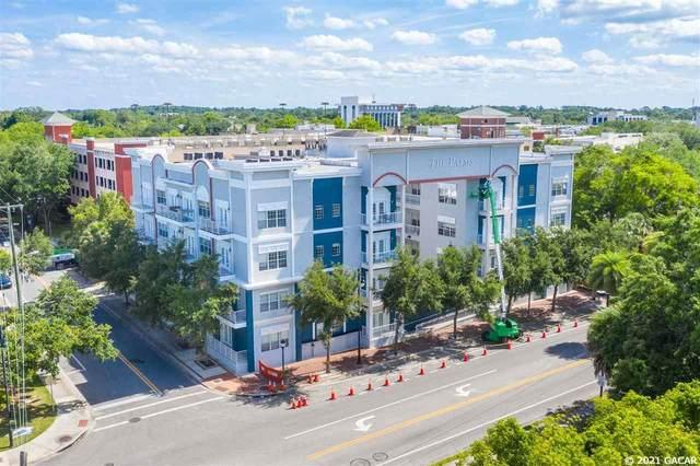 230 SW 2nd Avenue #207, Gainesville, FL 32601 (MLS #444650) :: Pepine Realty