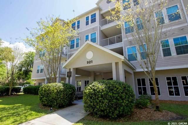 921 SW Depot Ave Avenue #304, Gainesville, FL 32601 (MLS #444691) :: Pepine Realty