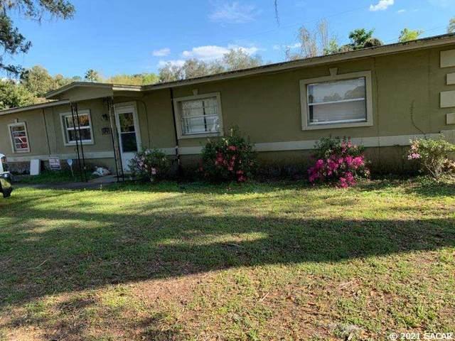 1521 SE 23RD Lane, Gainesville, FL 32641 (MLS #444708) :: Pepine Realty