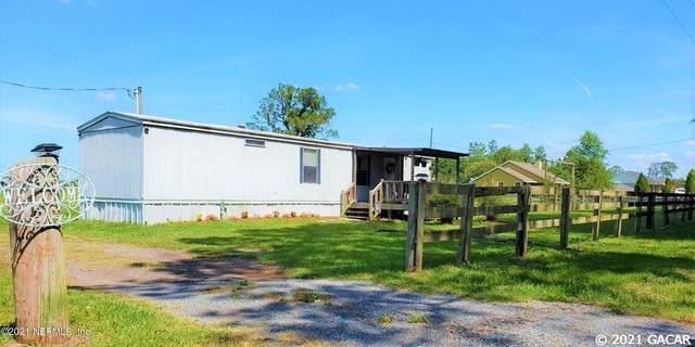 7899 SW 126th Avenue, Lake Butler, FL 32054 (MLS #444739) :: Better Homes & Gardens Real Estate Thomas Group