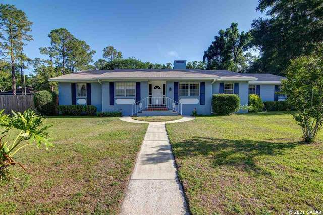 5642 NW 6TH Place, Gainesville, FL 32607 (MLS #444825) :: The Curlings Group