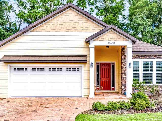 13650 NW 12th Place, Newberry, FL 32669 (MLS #444873) :: Abraham Agape Group