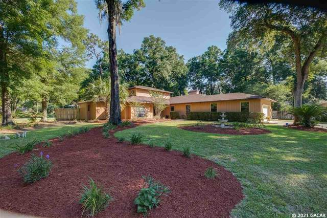 8516 SW 20TH Lane, Gainesville, FL 32607 (MLS #444937) :: Rabell Realty Group