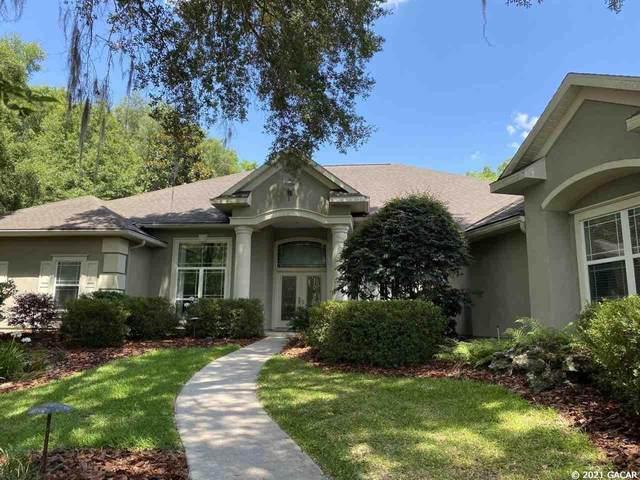 1437 SW 90th Street, Gainesville, FL 32607 (MLS #444944) :: Abraham Agape Group
