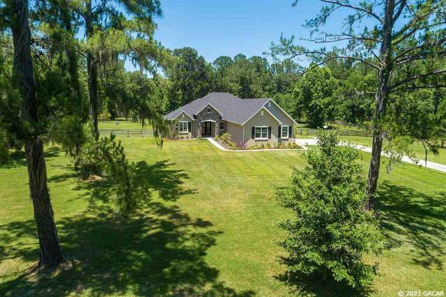 14225 NW 145th Street, Williston, FL 32696 (MLS #444961) :: The Curlings Group