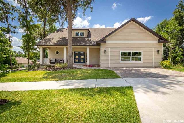 11919 NW 15th Road, Gainesville, FL 32606 (MLS #445018) :: The Curlings Group