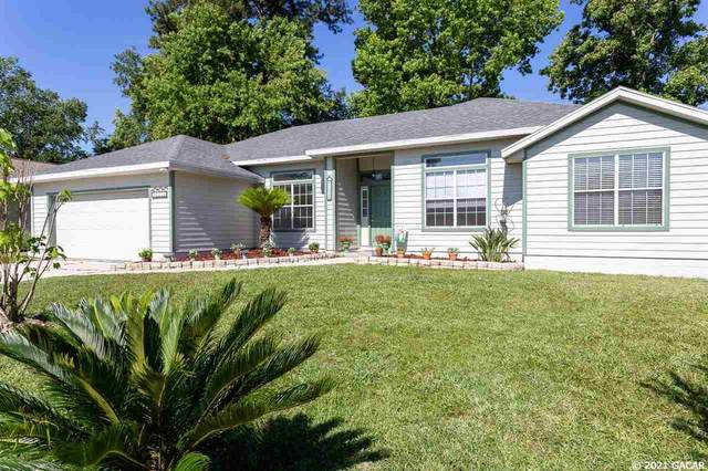 3324 NW 114th Terrace, Gainesville, FL 32606 (MLS #445085) :: Better Homes & Gardens Real Estate Thomas Group