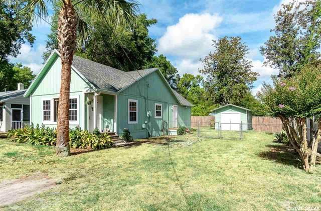 3242 NW 11th Street, Gainesville, FL 32609 (MLS #445099) :: Abraham Agape Group