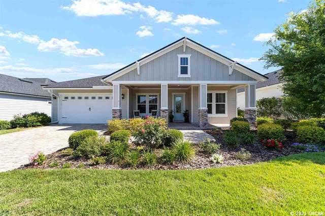 11913 SW 33rd Lane, Gainesville, FL 32608 (MLS #445155) :: Abraham Agape Group
