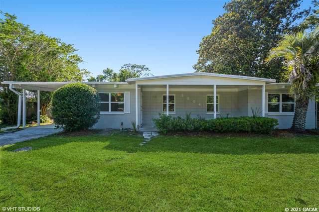 3004 NE 11TH Drive, Gainesville, FL 32609 (MLS #445177) :: Abraham Agape Group